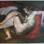 Kopie: Michelangelo, Leda