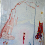 """Kopie: """"Music"""" von Florine Stettheimer"""