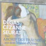 Ob Wien, Hamburg oder Frankfurt - ich suche stets Tipps für Museumsfans